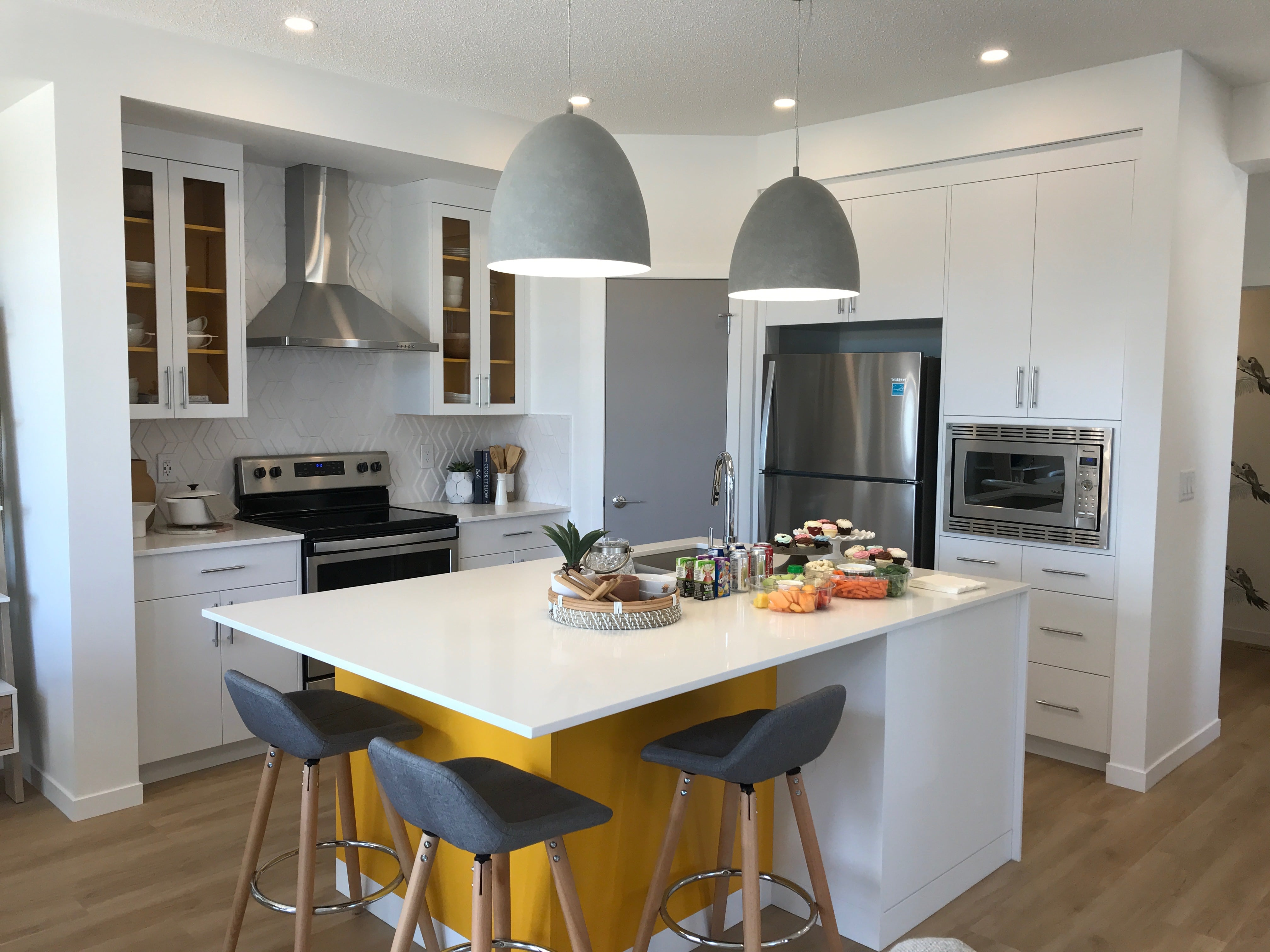 Morrison Homes kitchen