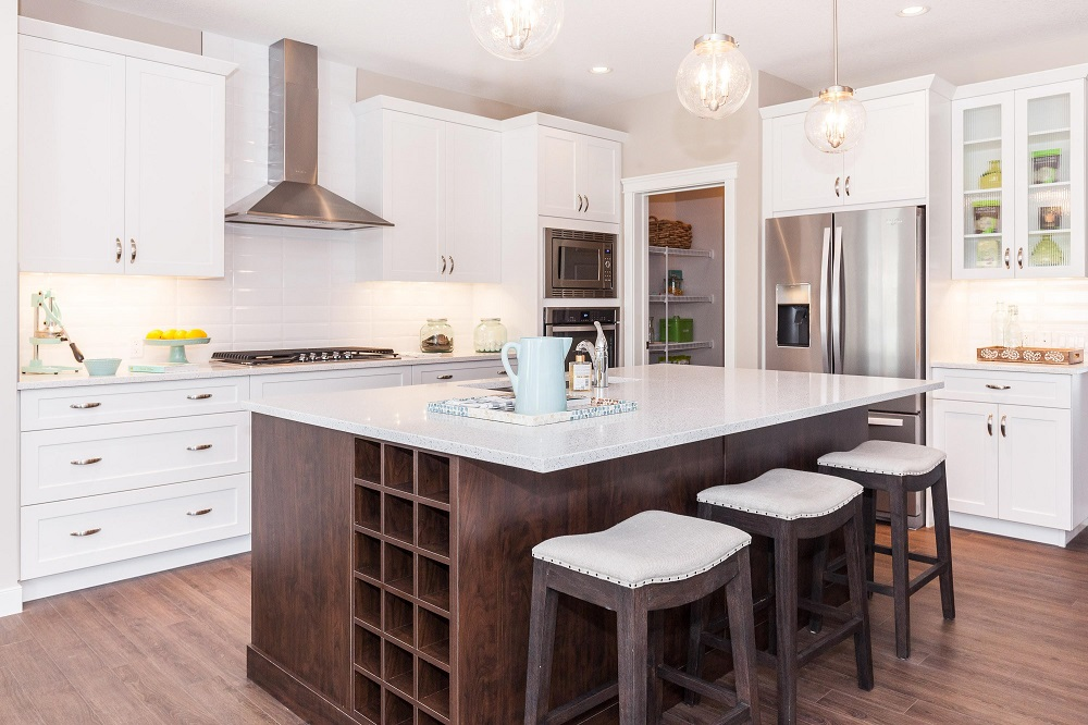 Sterling homes kitchen
